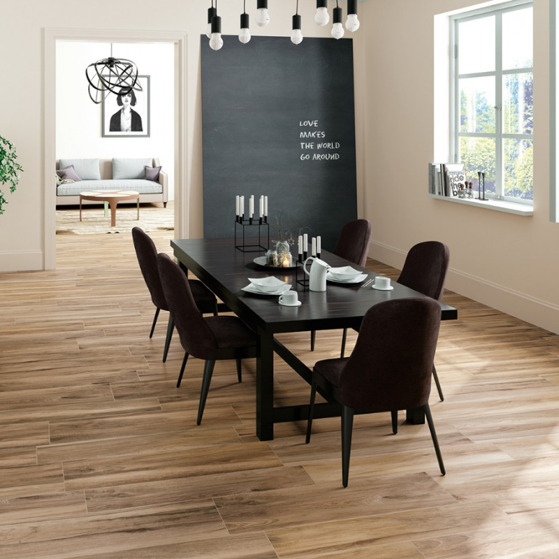 Carrelage design carrelage aspect parquet moderne for Carrelage vs parquet