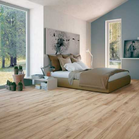 carrelage sol aspect parquet bricola avorio bois de chene. Black Bedroom Furniture Sets. Home Design Ideas