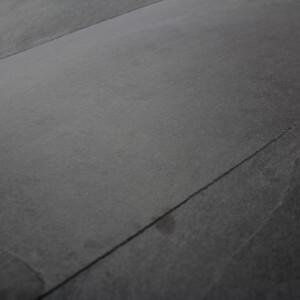 Carrelage sol ardoise naturelle Montauk Black 30x60 cm
