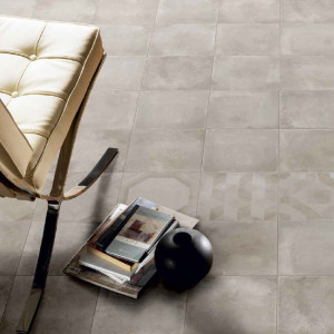 Carrelage sol aspect carreau ciment Vintage Cemento