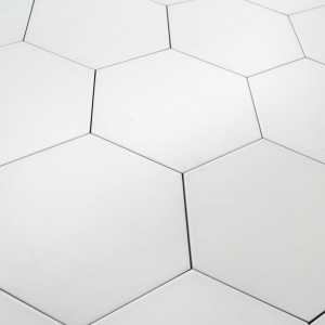 Carrelage hexagonal carrelage octogonal tomette for Carrelage octogonal blanc