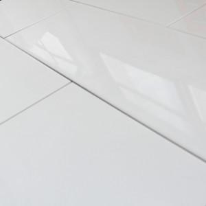 Carrelage blanc uni carrelage mural blanc parquet for Faiences murales