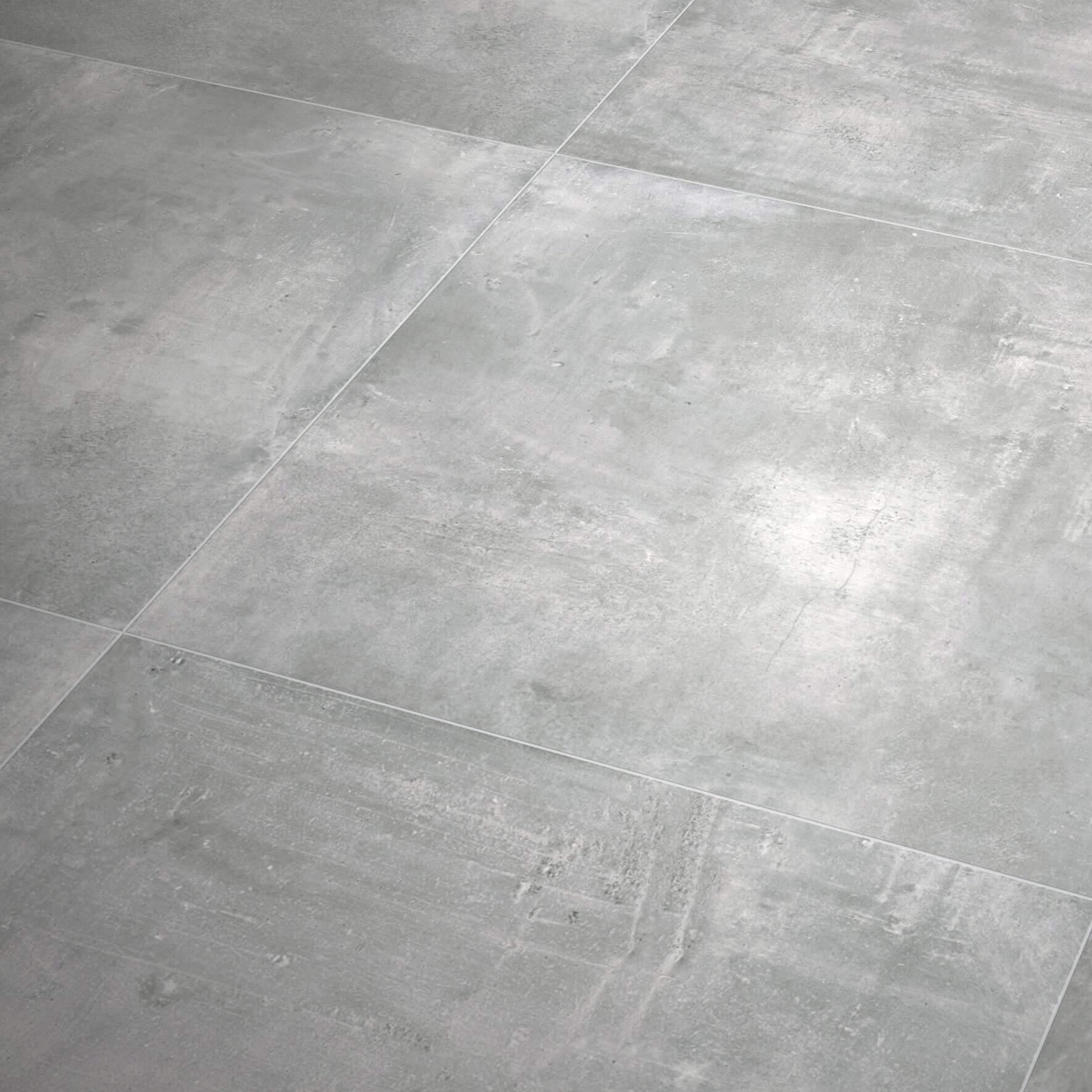 Carrelage sol aspect béton Nice Grigio 60x60 cm
