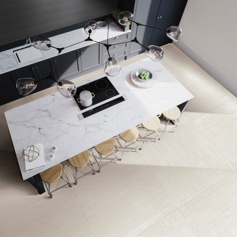 carrelage sol aspect b ton axis white mat parquet carrelage. Black Bedroom Furniture Sets. Home Design Ideas