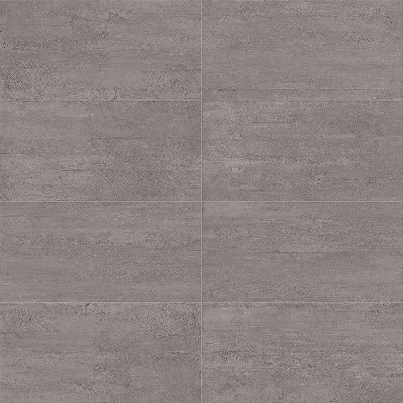 Carrelage sol aspect Béton Axis Grey Mat 60x120