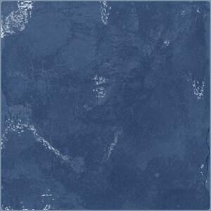 Carrelage mural aspect Zellige Souk Blue