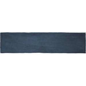 Carrelage mural bleu marine brillant Colonial Brillo