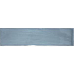 Carrelage mural bleu ciel brillant Colonial Brillo