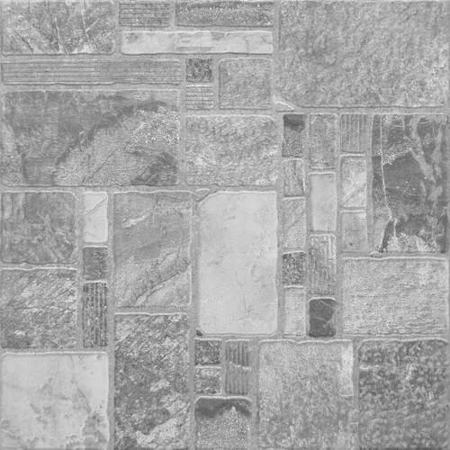 Carrelage sol exterieur aspect pavé Robson Gris