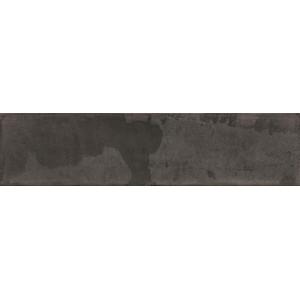 Carrelage sol et mur aspect pierre naturelle Subway Noir