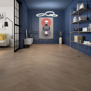 Carrelage sol et mur aspect parquet naturel Walkyria Maple 20x120 cm