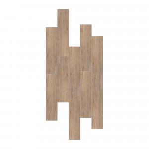 Carrelage sol et mur aspect parquet naturel Walkyria Maple 20x120 cm
