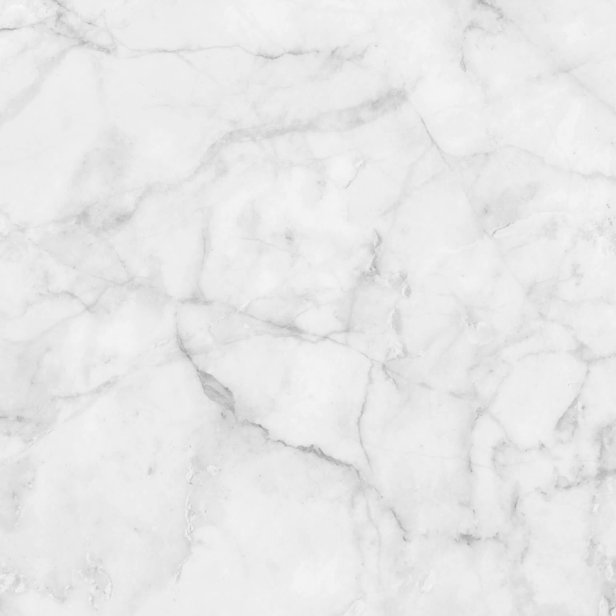 Carrelage 100% Marbre poli blanc Carrare Lucido Piccolo