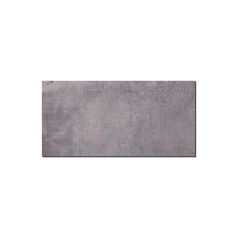 Carrelage sol et mur aspect b ton nice cenere 30x60 cm for Carrelage sol et mur