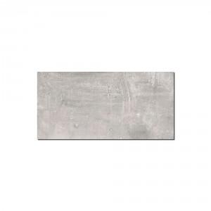Carrelage sol et mur aspect béton Nice Grigio 30x60 cm