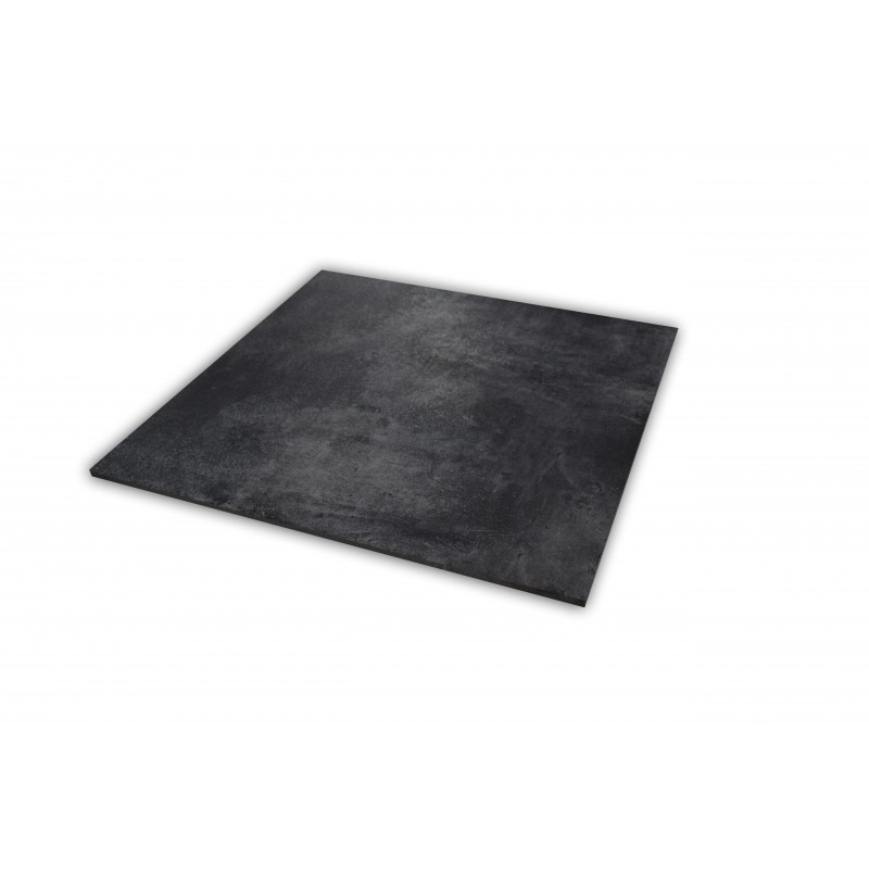carrelage sol aspect b ton nice anthracite 80x80 cm carrelage gris pas cher. Black Bedroom Furniture Sets. Home Design Ideas