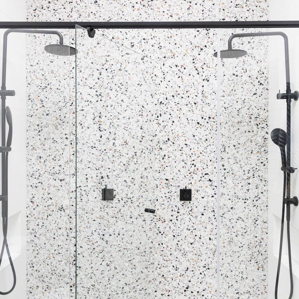 Carrelage sol et mur Terrazzo 60x60 cm RET
