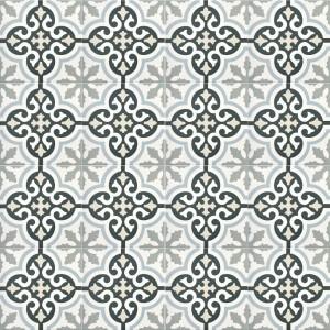 Carrelage sol et mur aspect carreau ciment Vintage Decoro urban Calypso