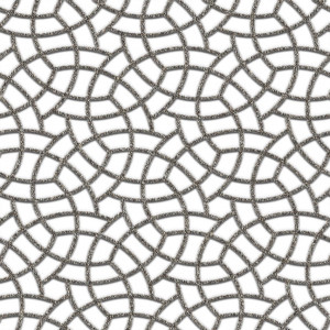 Carrelage aspect carreau ciment Vitral Plata argent 25x25 cm