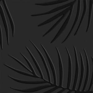 Carrelage aspect carreau ciment Argent Amazon Black 25x25 cm