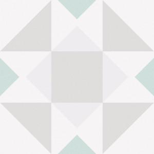 Carrelage aspect carreau ciment Paris Opera 25x25 cm