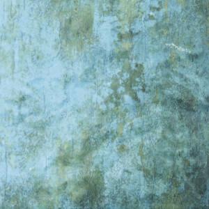 Carrelage Keystone turquoise brillant 15x15 cm