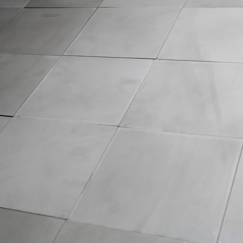 Carreau ciment gris clair uni carrelage ciment for Carreaux ciment unis