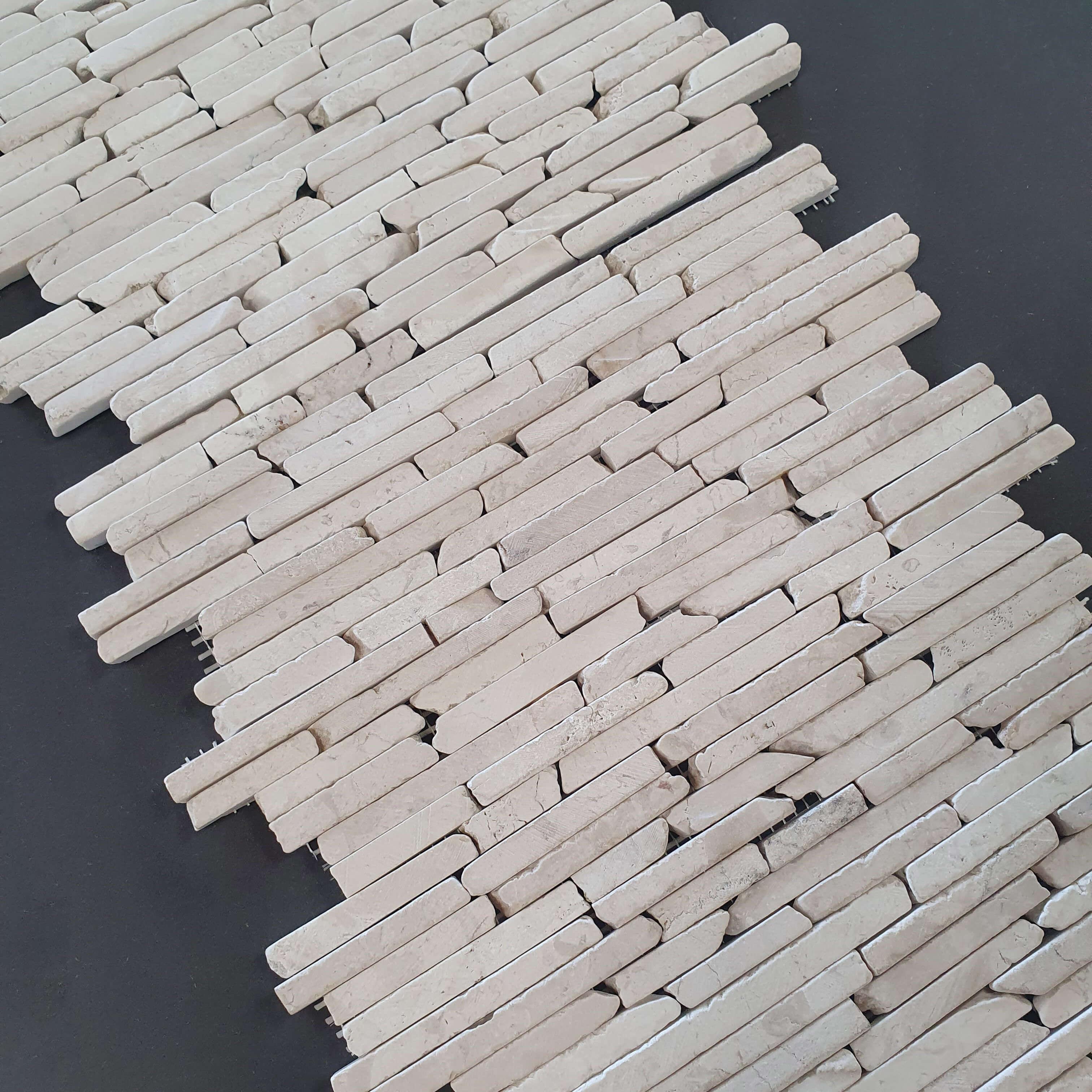 Opus de marbre Stick White