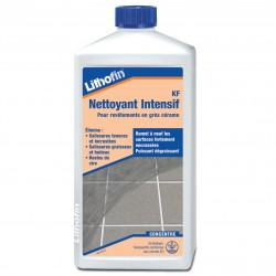 Entretien carrelage : Lithofin KF Nettoyant Intensif 1 L