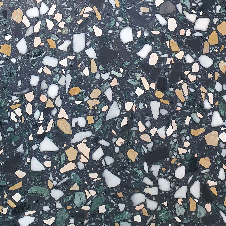 Terrazzo Verde Alpi 60x60 cm