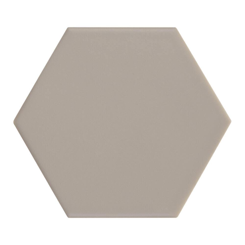 Carrelage hexagonal Kromatica Beige mat 11,6x10,1 cm