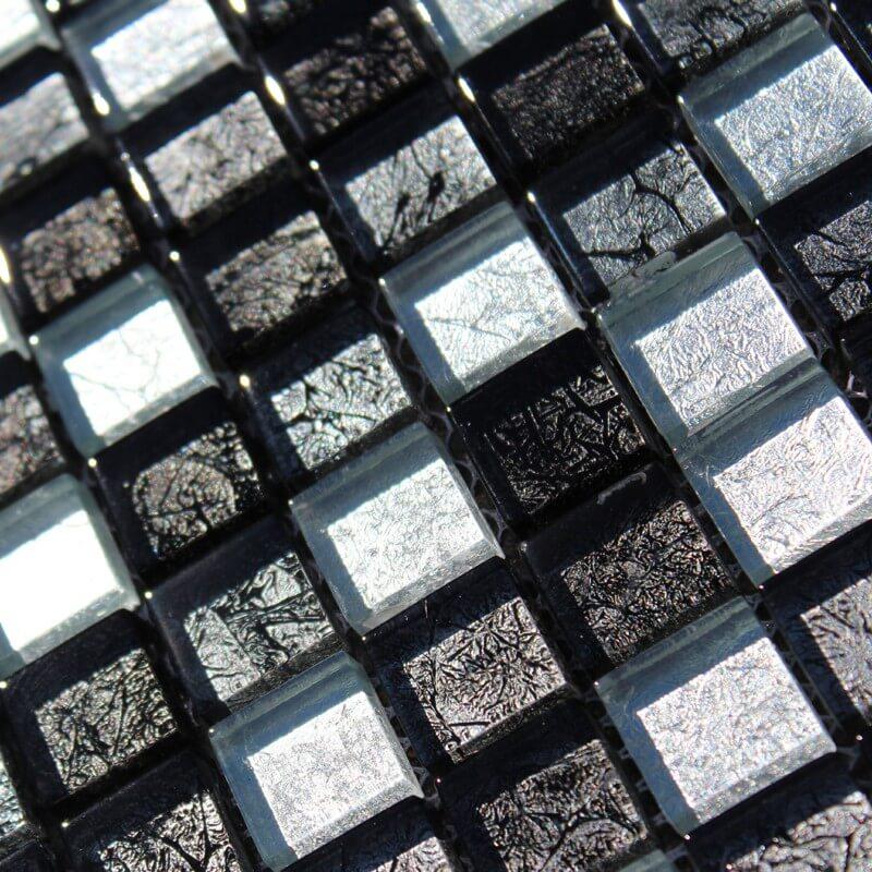 Mosaïque Sublime Silver Black