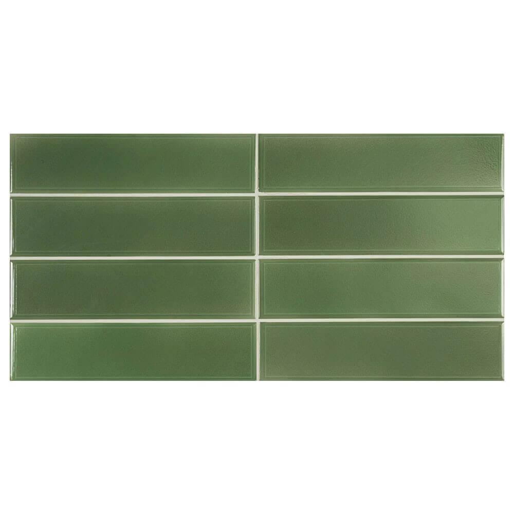 Carrelage Limit Vert 6x24.6 cm