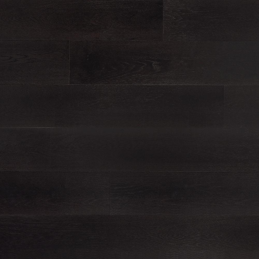 Parquet contrecollé Clusone Black mat 15x190 mm