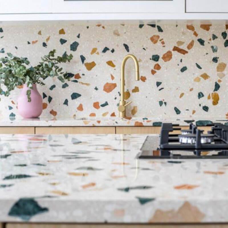 Terrazzo Terranova adouci 60x60 cm